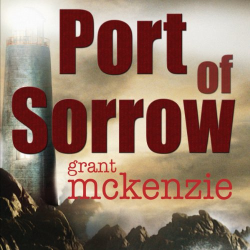 Port of Sorrow audiobook cover art