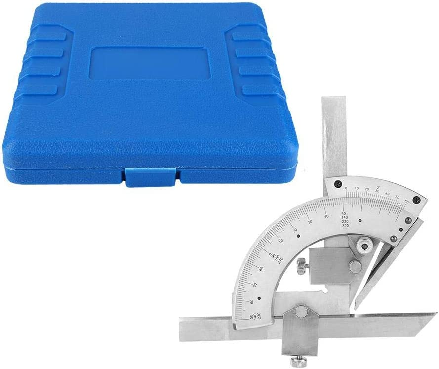 Angle Finder Carbon Steel Max 65% OFF Ruler Fine 0-320° Max 90% OFF Tuning