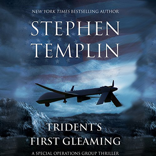 Trident's First Gleaming audiobook cover art