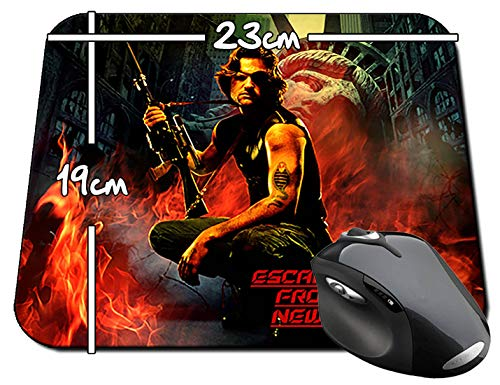 1997 Rescate En Nueva York Escape from New York Kurt Russell Alfombrilla Mousepad PC