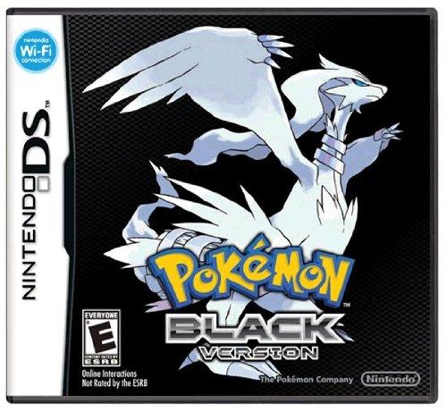 Pokmon Black Version (Nintendo DS) [Edizione: Regno Unito]