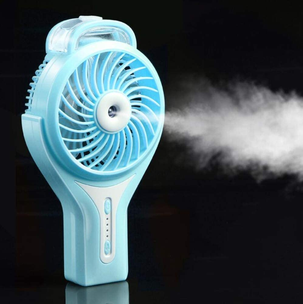 Houston Mall Summer USB Air Conditioning Spray Rechargeable Po Fan Mini New Shipping Free Small