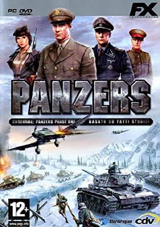 FX Interactive Panzers PC ITA videogioco