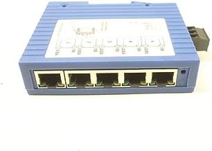 HIRSCHMANN Spider 5TX 5-Port Rail Switch 24V-DC