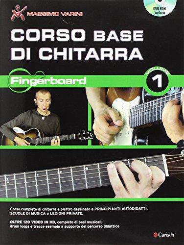 Corso base di chitarra - Fingerboard Vol. 1: DVD Edition