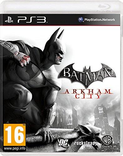 Batman: Arkham City (PS3)[Importación inglesa]