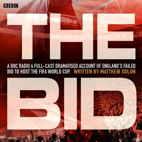 The Bid audiobook cover art