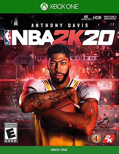 Our #1 Pick is the NBA 2K20 Xbox One Game