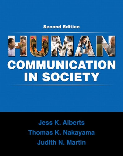 Human Communication in Society (2nd Edition)