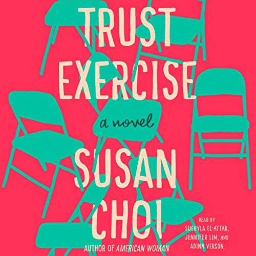 Trust Exercise audiobook cover art