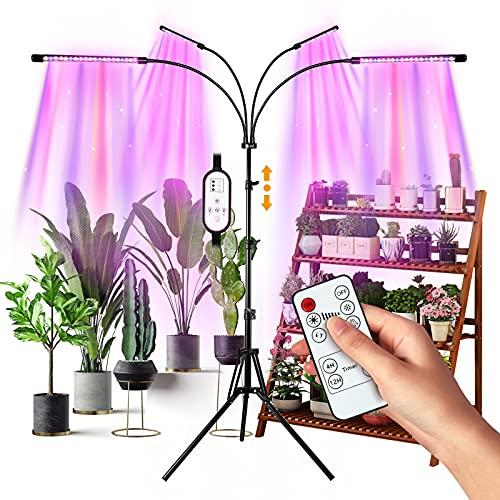 LED Grow Lights for Indoor Plants, Full Spectrum...