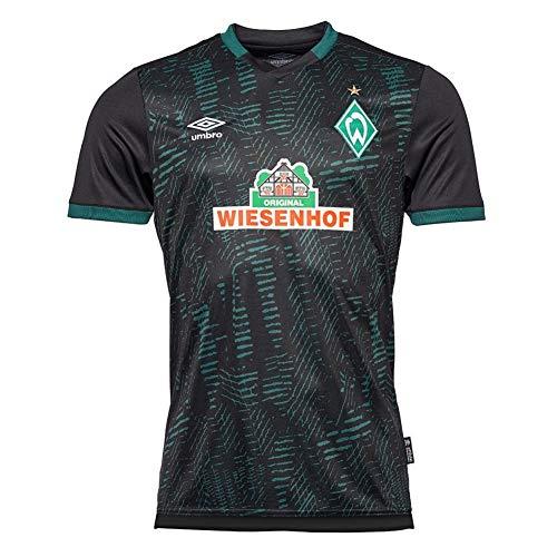 Werder Bremen Umbro 3rd Event Trikot 19/20 (S, schwarz)