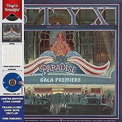 Paradise Theater-LP 30cm Bleu [Import]