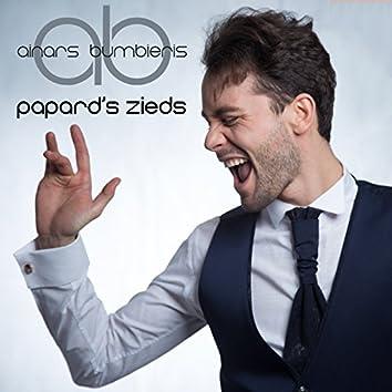Papard's Zieds - Single