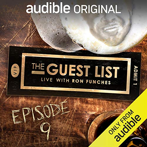Ep. 9: The Secret (The Guest List) copertina