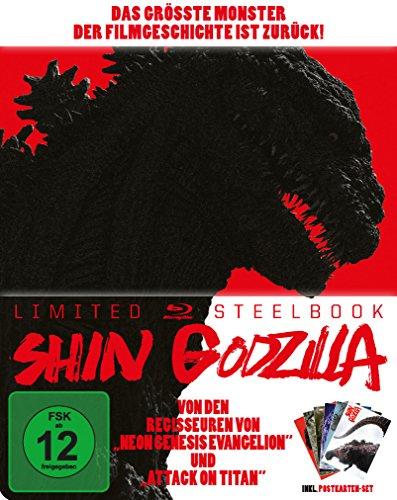 Shin Godzilla - Steelbook [Blu-ray]