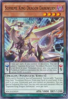 Supreme King Dragon Darkwurm - MACR-EN019 - Common - Unlimited Edition - Maximum Crisis (Unlimited Edition)