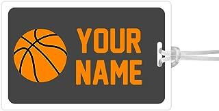 basketball name tags