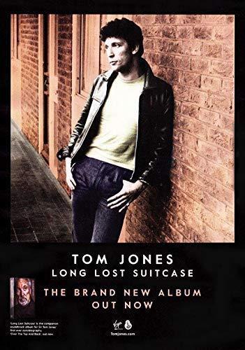 Tom Jones Long Lost Suitcase Foto Poster Singer Delilah Green Grace 001 (A5-A4-A3) - A5