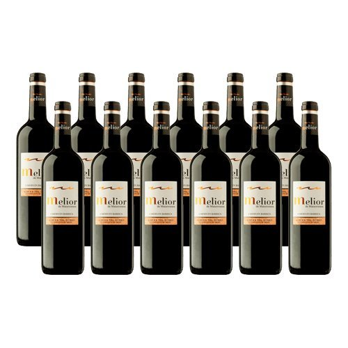Melior Barrica - Vino Tinto - 12 Botellas
