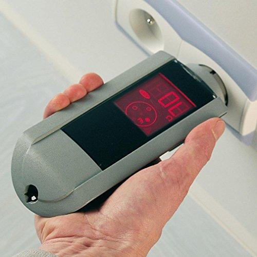 mesureur de boucle de terre - catu dt-300