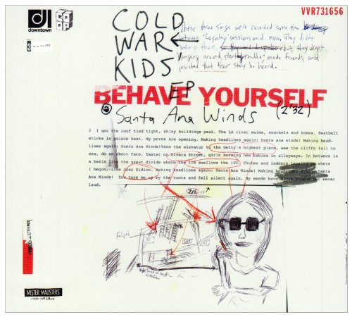 BEHAVE YOURSELF! -EP-