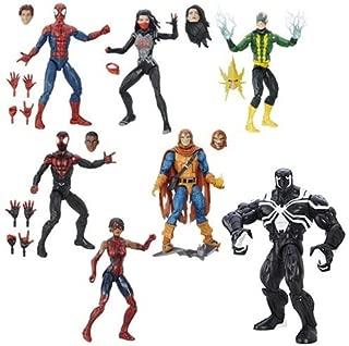 Marvel Legends Series 4 Spider-Man 6