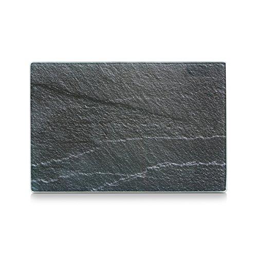 Zeller, Wood 26276, glazen snijplank