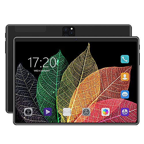 tablet PC 10 Pulgadas Dual SIM Dual Standby PC Pantalla HD IPS con WiFi Bluetooth GPS 2GB RAM 32GB ROM Multifuncional para Oficina/Estudio/Entretenimiento