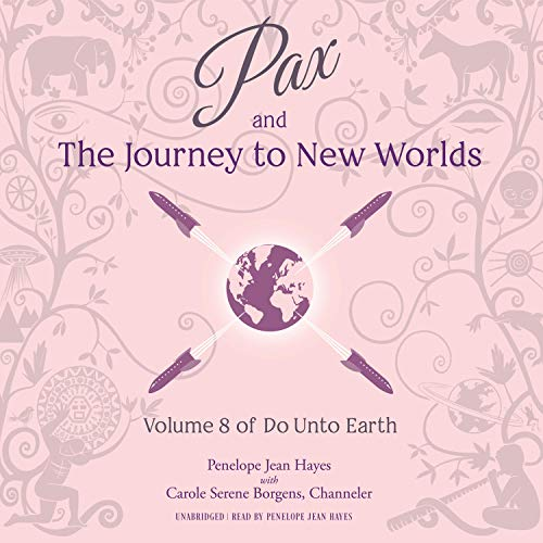 Pax and the Journey to New Worlds Titelbild