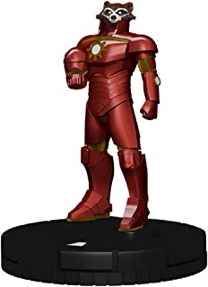 Marvel Heroclix The Mighty Thor #034 Iron Rocket Man complete with Card
