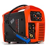 MIG Welder Inverter Gas/Gasless MMA 3-in-1 IGBT 240V 250 amp DC - Röhr MIG-250MI-11