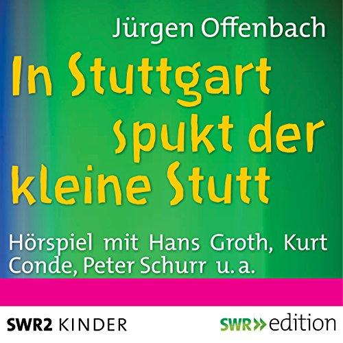 In Stuttgart spukt der kleine Stutt cover art