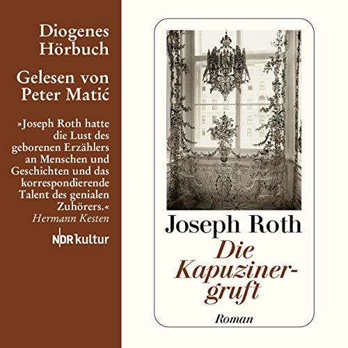 Die Kapuzinergruft audiobook cover art