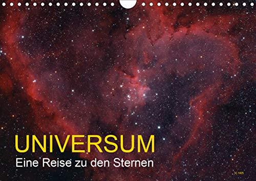 Universum - Eine Reise zu den Sternen (Wandkalender 2020 DIN A4 quer)
