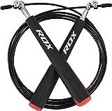 RDX Ajustable Saltar Cuerda Rapida Pérdida Peso Velocidad Saltar Comba Cable Boxeo Entrenamiento Fitness