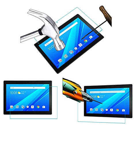 ACM Tempered Glass/ Screenguard/ Scratch Protector for Lenovo Tab 4/ 10