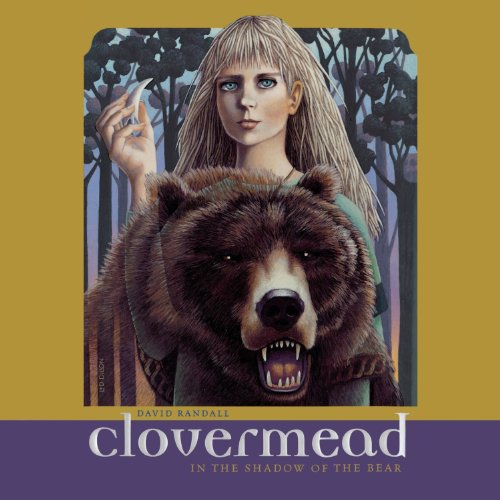 Clovermead audiobook cover art