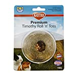 Kaytee Premium Timothy Treat Roll 'N Toss For Small Animals