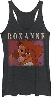 Disney womens Roxanne T-Shirt