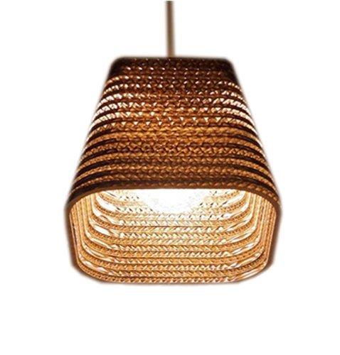 Lamp LU Chandeliers personnalisés (Taille : 31cm)