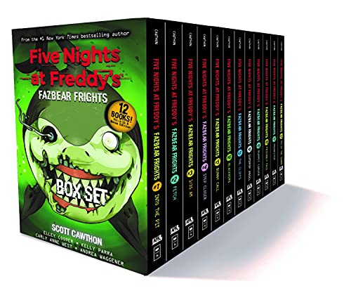 Fazbear Frights Box Set: An Afk Book