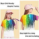 Immagine 2 idgreatim ragazzo t shirt da
