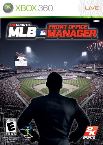 MLB Front Office Manager - Xbox 360