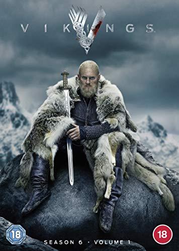 Vikings: Season 6 Volume 1 [DVD] [2020]