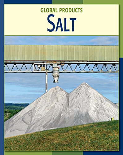Salt (21st Century Skills Library: Global Products) (English Edition)