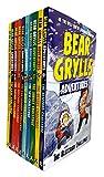 Bear Grylls Adventure Collection 9 Books Set