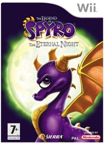 The Legend of Spyro: The Eternal Night (Wii) by Sierra
