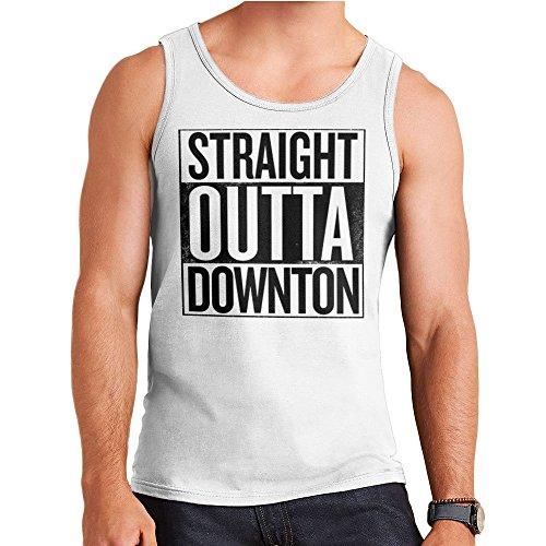 Straight Outta Downton Abbey Men's Vest