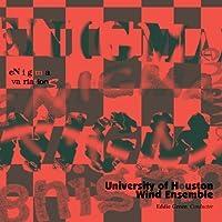 Enigma Variations by University of Houston Wind Ensemble